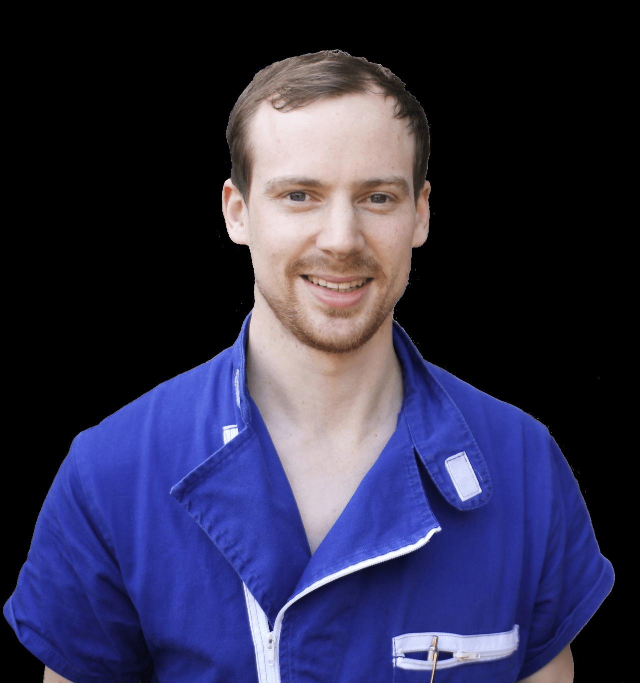 Andrew Slack - Founder of Doctor Carpet